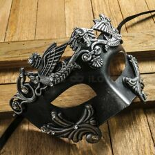 Mardi Gras Greek Roman Warrior Venetian Steampunk Masquerade Prom Halloween Mask