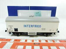BB46-0,5# Roco H0/DC 56113 Vagón frigorífico/Vagón de mercancía Interfrigo DB