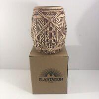 Plantation Rum Bai Tiki Barrel Mug Original Box