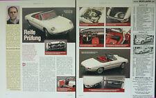 Collecter ALFA ROMEO 1600 SPIDER DUETTO dans 1-18 de AUTOART... un modèle de rapport