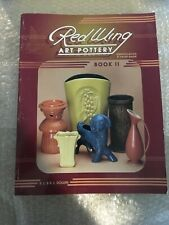 Preowned. Red wing art pottery book 2. Dollen collectible