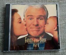 FATHER OF THE BRIDE PART II CD SOUNDTRACK - ALAN SILVESTRI - STEVE MARTIN FILM
