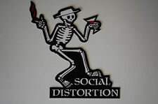 Social Distortion Sticker Decal (S41)