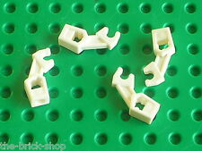LEGO white Minifig Mechanical Arm ref 53989 / 8061 7093 10186 4210 7739  3366 ..