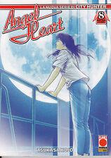 ANGEL HEART n°  8 - La nuova serie di City Hunter