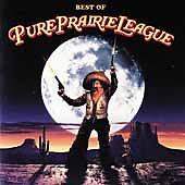 Pure Prairie League Best of Pure Prairie League CD NEW SEALED RARE AMIE