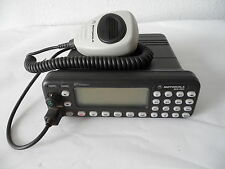 Motorola MCS2000 III 800 MHz 160 Channel Flashport Two-Way Radio M01HX+832W