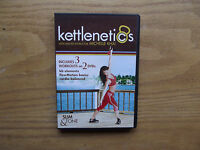 Kettlenetics: Slim and Tone (DVD, 2008) 3 Workouts On 2 Disc's - Michelle Khai