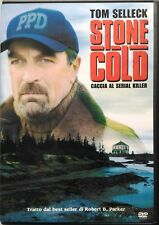 Dvd Stone Cold - Caccia al serial killer con Tom Selleck 2005 Usato