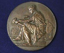 Münze Frankreich F. Chabaud 15 Juin 1874 Arbeitsmotiv