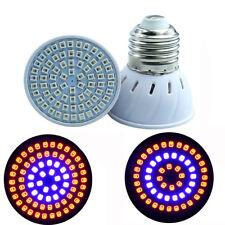 E27/GU10/MR16 36/54/72LED espectro lleno LED acuario hidropónico bombilla