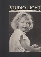 Studio Light Magazine Photography Eastman Kodak May 1939 Adorable Little Girl