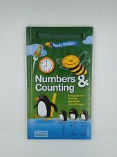 Ready to Learn Nu 00006000 mbers and Counting clean off numbers writing sorting matching