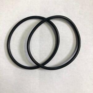 2 Singer Sewing Machine Motor Stretch Belt Fits 15, 27, 28, 66, 99, 185,192 #820