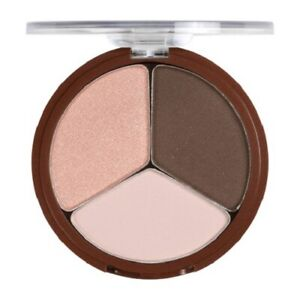 MINERAL FUSION EYE SHADOW TRIO ROSE GOLD FULL SIZE / BRICK!