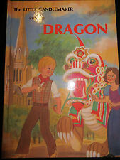 The Little Candlemaker and his Dragon by John Kenney HB c1985 Author Signed Rare
