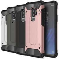 For Samsung S9 Plus/ S9 Shockproof Hybrid Bumper Armor Protective Cover Case