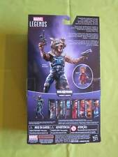 Marvel Legends Series Guardians of The Galaxy Vol 2 Rocket Racoon & Groot 2016