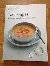 """Livre """"Les soupes"""" THERMOMIX"""