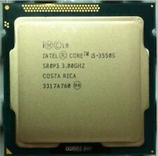 Intel Core i5-3550S SR0P3 3.00GHZ 6MB 5GT/s LGA PROCESSOR Quad-Core CPU