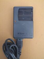 NIKON BATTERY CHARGER - camera CoolPiX S203 S210 S220 electric power wall plug