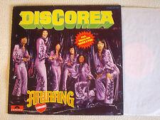 ARIRANG SINGERS - Discorea LP Polydor Records Switzerland 1979