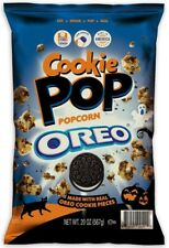 New listing Limited Edition Halloween Cookie Pop Popcorn Oreo 20oz Bag Family Size