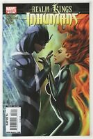 Realm of Kings: Inhumans #3 (Mar 2010 Marvel) [Ronan] Abnett, Lanning, Alves p