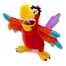 """Disney Aladdin Iago Plush Soft Stuffed Doll Toy 7"""" 18 cm wide"""