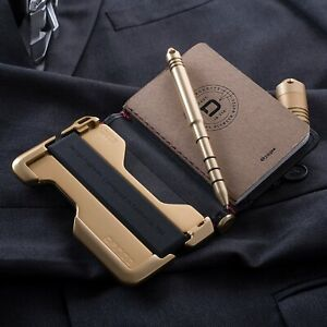 NEW  Dango D007 GOLDFINGER - Limited Edition - Pen Wallet