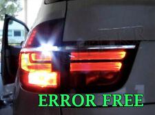 BMW X5 E70 XENON ICE WHITE BRIGHT REVERSE LED LIGHT UPGRADE BULBS- ERROR FREE