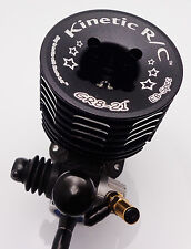 Kinetic R/C GR8-21 EB-Spec Novarossi Engine