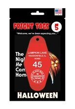 Halloween Movie Fright Tags # 5 Key Tag - Michael Myers House