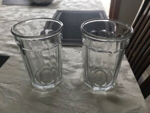 Luminarc Working Glass 10 Panel Made in France 16 Oz