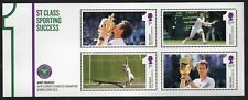 2013 1st Class Sporting Success Andy Murray miniature sheet, SG MS3511 U/M