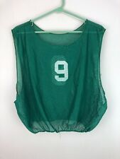 Lot Of 2 Green Practice Jersey Mesh Pennies Penny Various Sizes