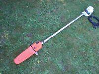 Stihl HLE71 Electric Long Reach Chainsaw Pruner km130  hl100 hl95