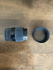 sigma 30mm 1.4 DC DN Sony E-mount