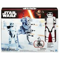 "Star Wars The Force Awakens 12"" Assault Walker + Riot Stormtrooper Sergeant"
