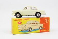 Ancienne citroen dinky toys volkswagen 1500 dans le carton