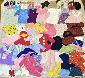 American Girl, Bitty Baby And Other Doll Clothes And Accessories Huge Lot