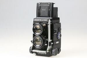 MAMIYA C330 mit Sekor 55mm f/4,5 - SNr: 72464
