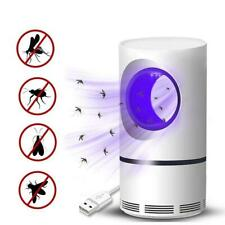 LED Electric Fly Bug Mosquito Insect Killer Light Trap Pest Control Lamp Useful