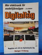 Mer Elektronik for Modelljarnavagen 2:a boken Digitaltag by Rutger Friberg