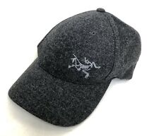 ARC'TERYX LOGO HAT BALL CAP FLEXFIT SZ L/XL Wool