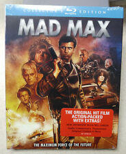 Mad Max Blu-Ray NEW/SEALED WITH SLIPCOVER Scream Factory
