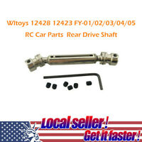 Wltoys 12428 12423 FY-01/02/03/04/05 RC Car Parts  Rear Drive Shaft RC Trunk_AU