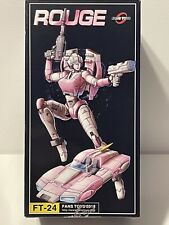 Fans Toys FT-24 Rouge MIB Transformers Masterpiece Arcee, Complete