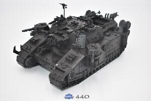 baneblade Stormlord Tank looted, custom ork, forge world, warhammer 40k