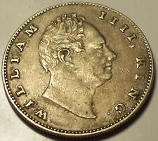 British India, 1835 William IIII Rupee.